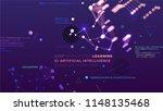 quantum computing  deep... | Shutterstock .eps vector #1148135468