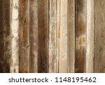 dark brown and white reclaimed... | Shutterstock . vector #1148195462