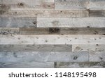 Rustic Weathered Wood Surface...