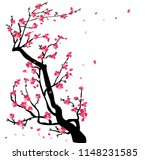 Watercolor Sakura Frame....