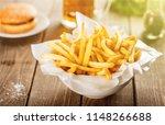 homemade pile of appetizing... | Shutterstock . vector #1148266688