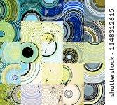 seamless background pattern ... | Shutterstock .eps vector #1148312615
