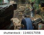 los angeles  california  usa ... | Shutterstock . vector #1148317058
