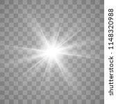 light flare special effect.... | Shutterstock .eps vector #1148320988