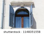 small window in a big city | Shutterstock . vector #1148351558