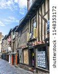 rennes  france   june 13  2016  ... | Shutterstock . vector #1148353172
