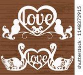 frames for laser cutting frames   Shutterstock .eps vector #1148372915
