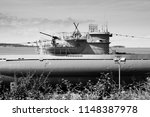 german world war 2 submarine... | Shutterstock . vector #1148387978