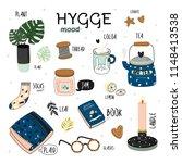 cute vector illustration of...   Shutterstock .eps vector #1148413538