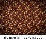 a hand drawing pattern made of...   Shutterstock . vector #1148466896