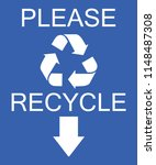 Please Recycling  Recycling ...