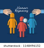 human resources related | Shutterstock .eps vector #1148496152