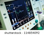 mechanical ventilation equipment | Shutterstock . vector #114854092
