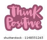 vector illustration of think... | Shutterstock .eps vector #1148551265