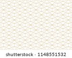 geometric  line grid vector ... | Shutterstock .eps vector #1148551532