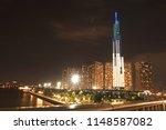 ho chi minh city  vietnam  ... | Shutterstock . vector #1148587082