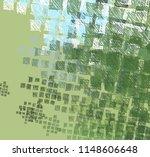 contemporary art. hand made art.... | Shutterstock . vector #1148606648