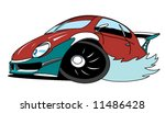 car | Shutterstock .eps vector #11486428