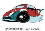 car | Shutterstock .eps vector #11486428