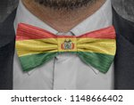 flag of country bolivia on... | Shutterstock . vector #1148666402