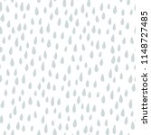 seamless rainy pattern | Shutterstock .eps vector #1148727485