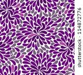Radiant Violet Pattern