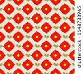 seamless abstract vector... | Shutterstock .eps vector #1148733965