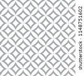 geometric ornamental vector... | Shutterstock .eps vector #1148751602