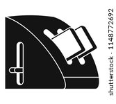modern toaster icon. simple... | Shutterstock .eps vector #1148772692