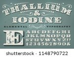 an antique victorian or old...   Shutterstock .eps vector #1148790722