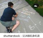 toronto  ontario canada   07 23 ... | Shutterstock . vector #1148818418
