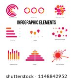 infographic elements  report...   Shutterstock .eps vector #1148842952