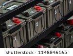 battery maintenance or... | Shutterstock . vector #1148846165