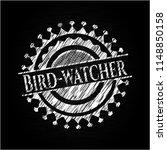 bird watcher written on a... | Shutterstock .eps vector #1148850158