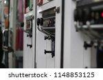 close up of ice cream maker... | Shutterstock . vector #1148853125