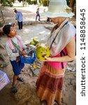 angkor wat  cambodia   december ... | Shutterstock . vector #1148858645