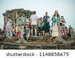 angkor wat  cambodia   december ... | Shutterstock . vector #1148858675