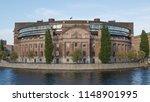 stockholm  sweden   august 23... | Shutterstock . vector #1148901995