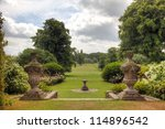 Rural View Of The Garden And...