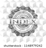 index realistic grey emblem... | Shutterstock .eps vector #1148979242