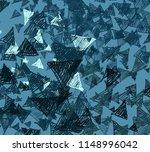 contemporary art. hand made art.... | Shutterstock . vector #1148996042