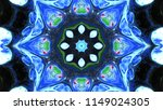 abstract paint brush ink... | Shutterstock . vector #1149024305