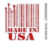 original stamp sign made in the ...   Shutterstock .eps vector #1149063068