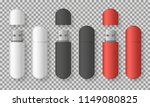 vector set. usb flash drive.... | Shutterstock .eps vector #1149080825