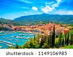 porto ercole town   monte... | Shutterstock . vector #1149106985