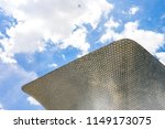 museum soumaya in the with over ... | Shutterstock . vector #1149173075
