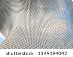 museum soumaya is located in... | Shutterstock . vector #1149194042