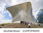 museum soumaya is located in... | Shutterstock . vector #1149194045