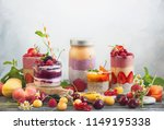 clean eating ideas for... | Shutterstock . vector #1149195338
