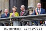 ghent  belgium   july 17  2013  ... | Shutterstock . vector #1149197315